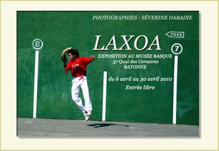 Expo laxoa affiche