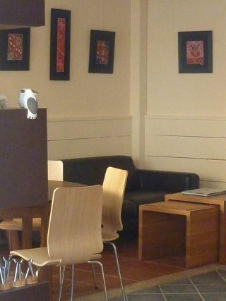 Bilgola café