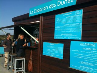 Cabanon des dunes anglet