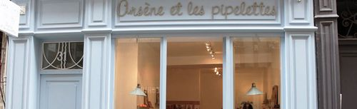 Boutique Arsène les pipelettes Bayonne