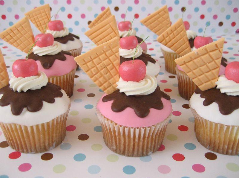 Cupcakes pays d'audrey