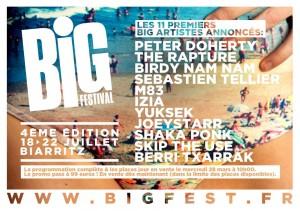Big festival 2012