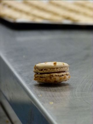 Macarons-spéculos